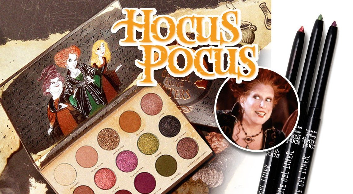 O presente ideal para o Halloween é da ColourPop x Hocus Pocus