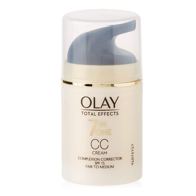 Creme hidratante CC Olay Total Effects 7in1